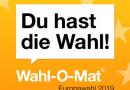 Wahl-O-Mat wieder online