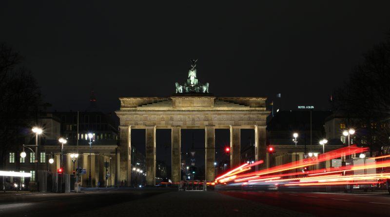 Das Mauerfall-Konzert am Brandenburger Tor